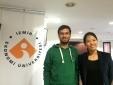 FRIENDSHIP AMBASSADOR TO CHINA