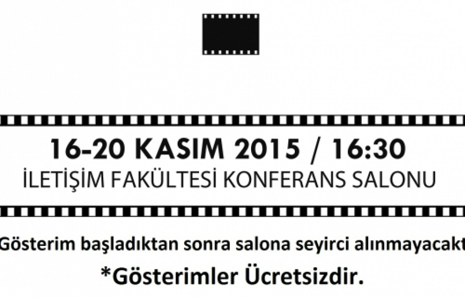 Student Projects Screening At Ege University Short Film Week