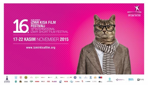 Öğretim Görevlimiz Serkan Şavk İzmir Kısa Film Jürisi'nde