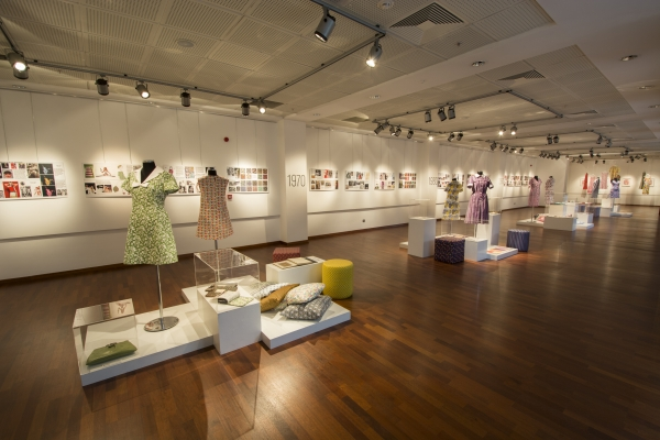 FASHIONING A NATION: SUMERBANK TEXTILE PATTERNS EXHIBITION BETWEEN 1956-2000 HAS OPENED