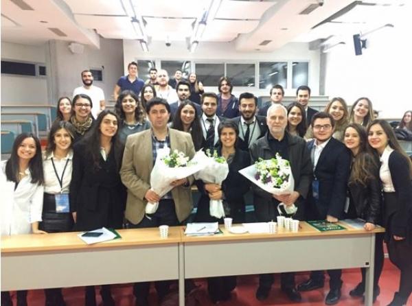 İzmir Ekonomi Üniversitesi ESTIEM komitesi TIMES vaka analizi yarışması düzenledi