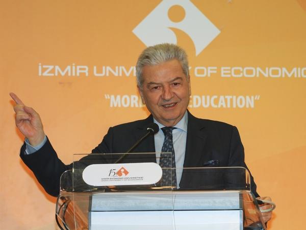IZMIR UNIVERSITY OF ECONOMICS STILL HUNGRY FOR SUCCESS