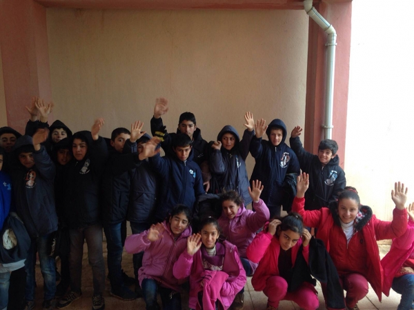 HELPING HAND FOR URFA