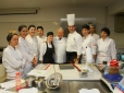 IUE CHEFS LEARN ABOUT FINESSE OF BAKING CAKES