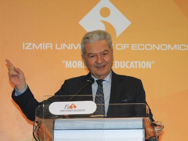 IZMIR UNIVERSITY OF ECONOMICS; CENTER FOR ENTREPRENEURSHIP