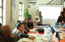 Ünivers, İzmir Kültür Platformu Girişimi toplantısında