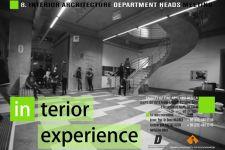 INTERIOR EXPERIENCE: 21-23 APRIL, 2016