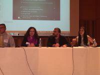 Doç.Dr. Sema Misçi Kip, New York'ta SUNY Coil konferansına katıldı