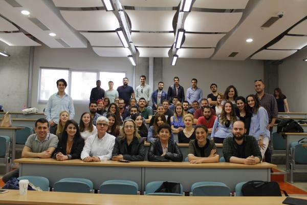 Halkla İlişkiler Sektörünün Duayeni Necla Zarakol Öğrencilerimizle Buluştu