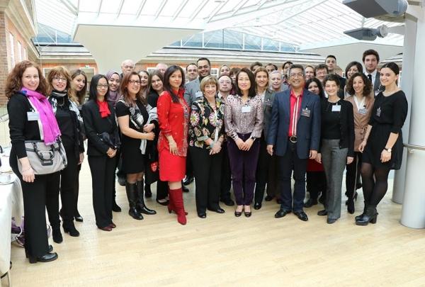 Öğretim Üyelerimiz Londra'da Corporate and Marketing Communication Konferansına Katıldı