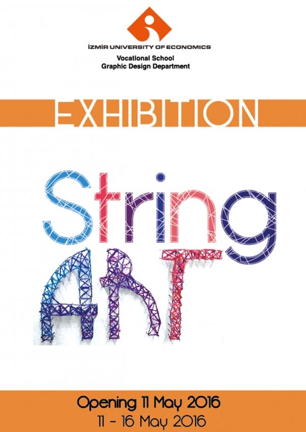 String Art Sergisi