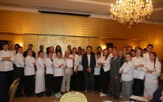 FRENCH TOUCH BY IUE PROSPECTIVE CHEFS
