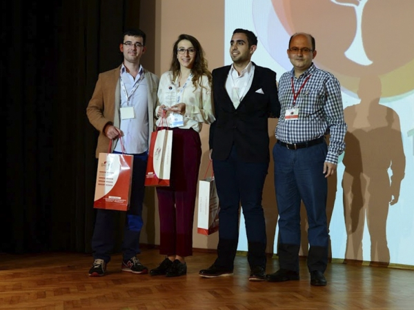 "IZMIR UNIVERSITY OF ECONOMICS DESERVES ""FIRST PLACE"""