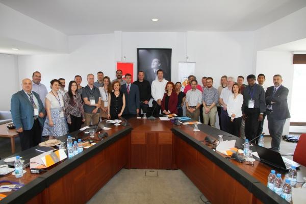 """Uluslararası Katılımlı """"Küresel Çevresel Politika Öğrenimi"""" Çalıştayı Başarıyla Tamamlandı"""