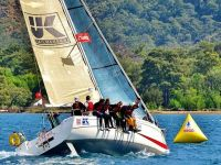 IUE'S SUCCESS IN SAILING