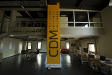 Cinema and Digital Media Loft Is Ready For New Semester
