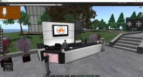 IUE Department of Translation And Interpretation adds a new dimension to interpreting with 3D virtual worlds