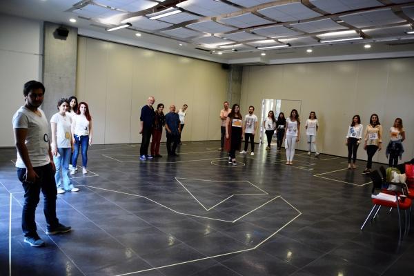 "SANATÇI ANDRES MONTES İLE ""KİMLİK VE TERİTORİ"""