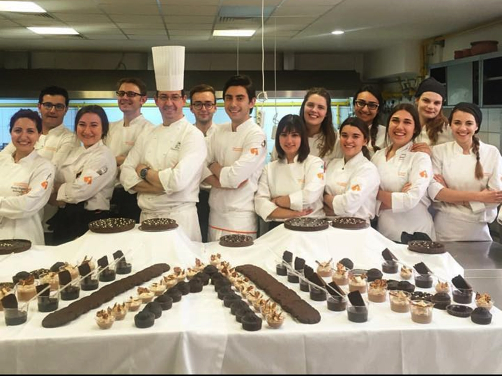 IEU CHEFS BRING A TOUCH OF TURKEY TO FRANCE