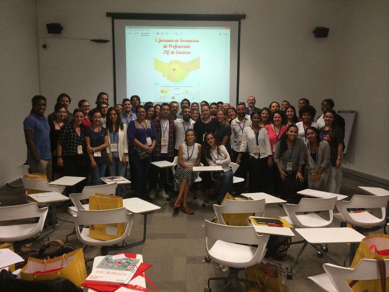 First Izmir International Spanish Congress