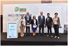 IEU ARCHITECTURE STUDENT ATTENDED SBE16 CONFERENCE