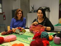 NEW YEAR ENTHUSIASM WITH HANDICRAFTS