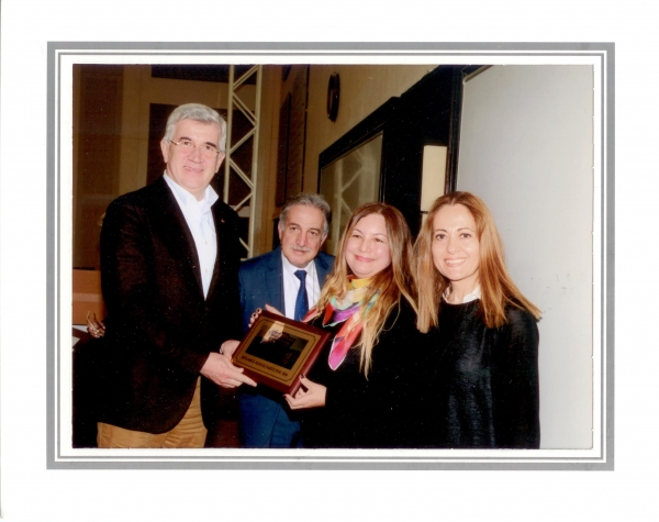 Prof. Dr. Huriye Kubilay attended the 40th Anniversary of Graduation Ceremony of İstanbul University Faculty of Law