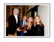 Prof. Dr. Huriye Kubilay İstanbul Üniversitesi Hukuk Fakültesi 40. Yıl Mezuniyet Törenine katılmıştır.