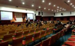 08 Aralık 2016 Üniversitemizde Uygulamalı Temel Yangın Eğitimi