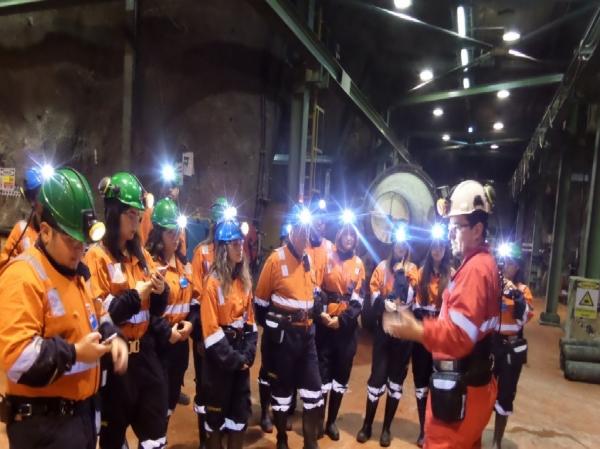13.12.2016 Tüprag Altın Madeni Teknik Gezi