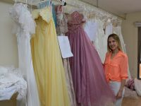 DREAMY WEDDING DRESSES AT THE BRIDAL FAIR