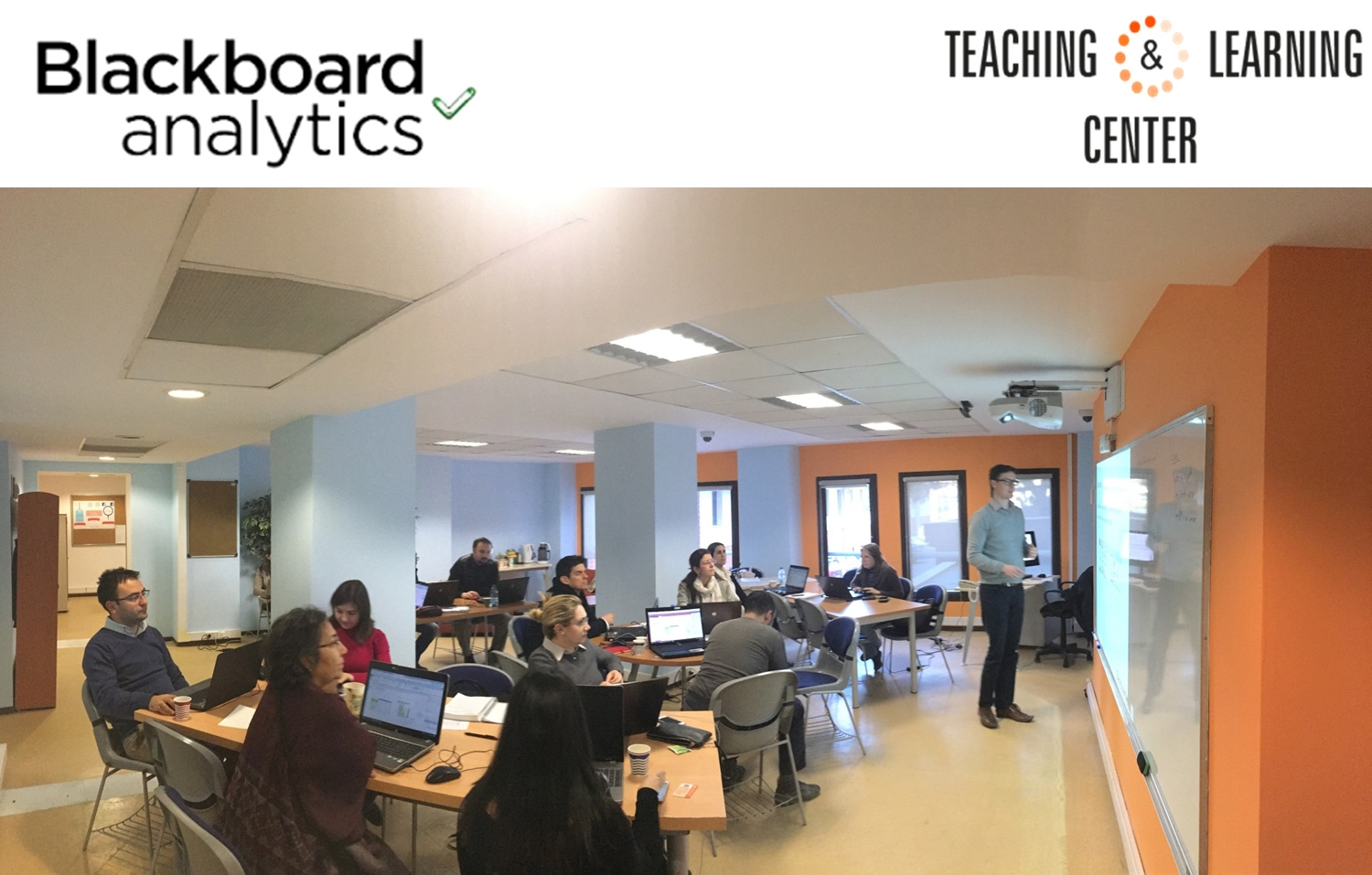 Blackboard Analytics Training