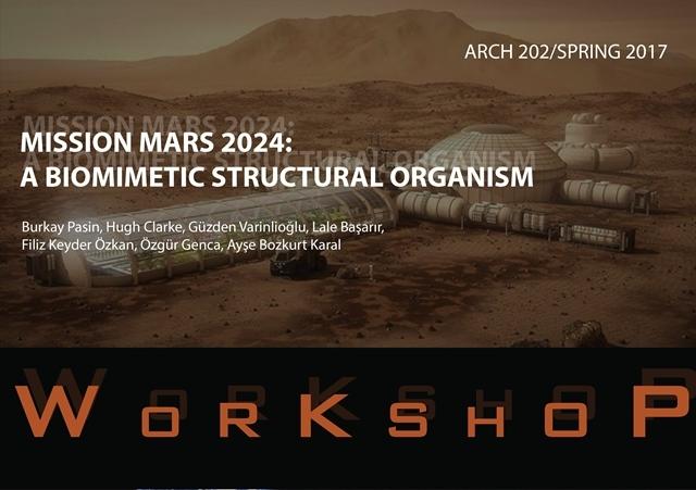 MISSION MARS 2024 WORKSHOP