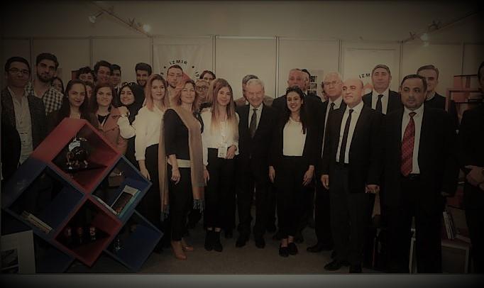 İzmir Mobilya Fuarı'nda Ekonomi'li Öğrenciler Fark Yarattı