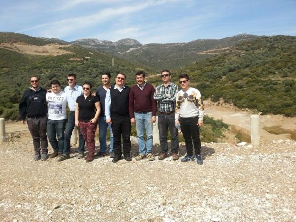 Tahtalı Barajı Teknik Gezi