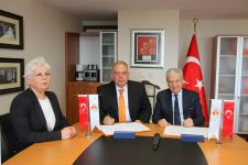 TURGUTLU WILL EXPAND WITH IUE STUDENTS
