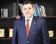 Mühendislik Fakültesi Öğretim Üyelerimizden Prof. Dr. Barış Özerdem'in ASHRAE'nin  RAL Bölge Başkan Yardımcılığına Atanması