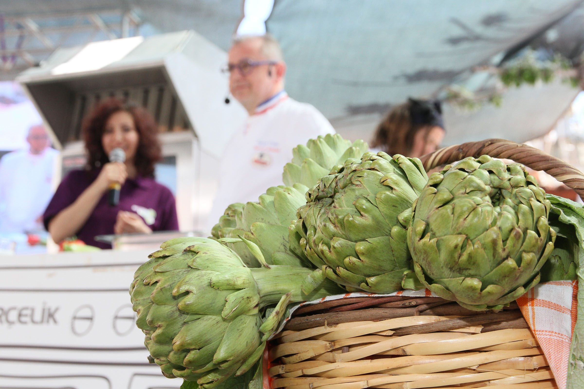 """ARTICHOKE"" RECIPES BY CHEFS"