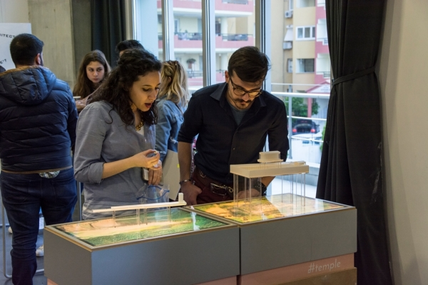 DIGITAL HUMANITIES LAB: RE-ANIMATION OF TEOS ARCHAEOLOGICAL SITE EXHIBITION