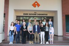 TRIP TO NASA FROM IZMIR UNIVERSITY OF ECONOMICS