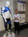 INTERNATIONAL AWARD FOR EXERCISE HARNESS FOR ASTRONAUTS