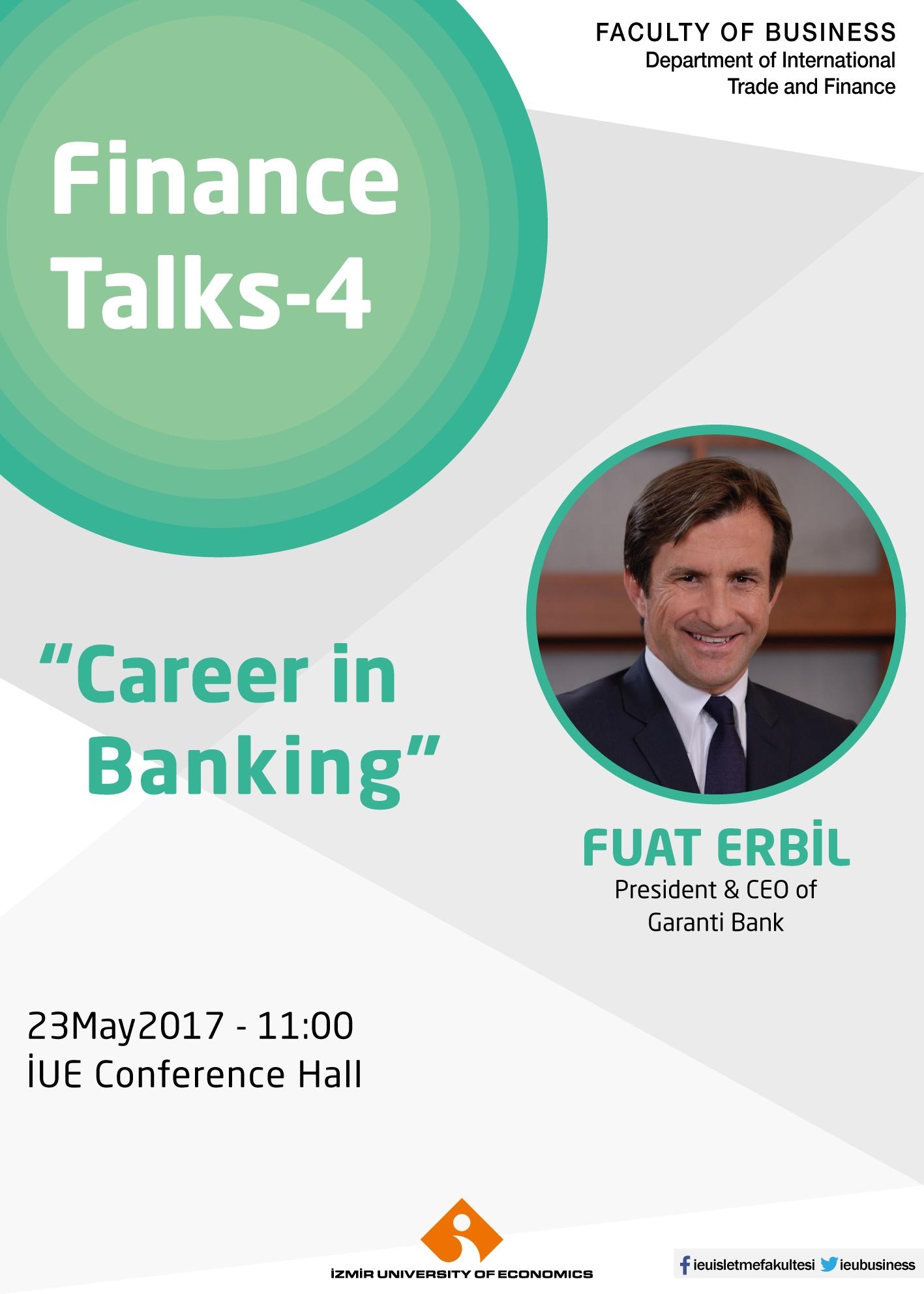 Türkiyenin En Değerli Bankasının Genel Müdürü Aramızda - Finans Konuşmaları 4