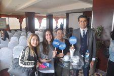 Turizm ve Otel İşletmeciliği öğrencileri Hilton İzmir'de