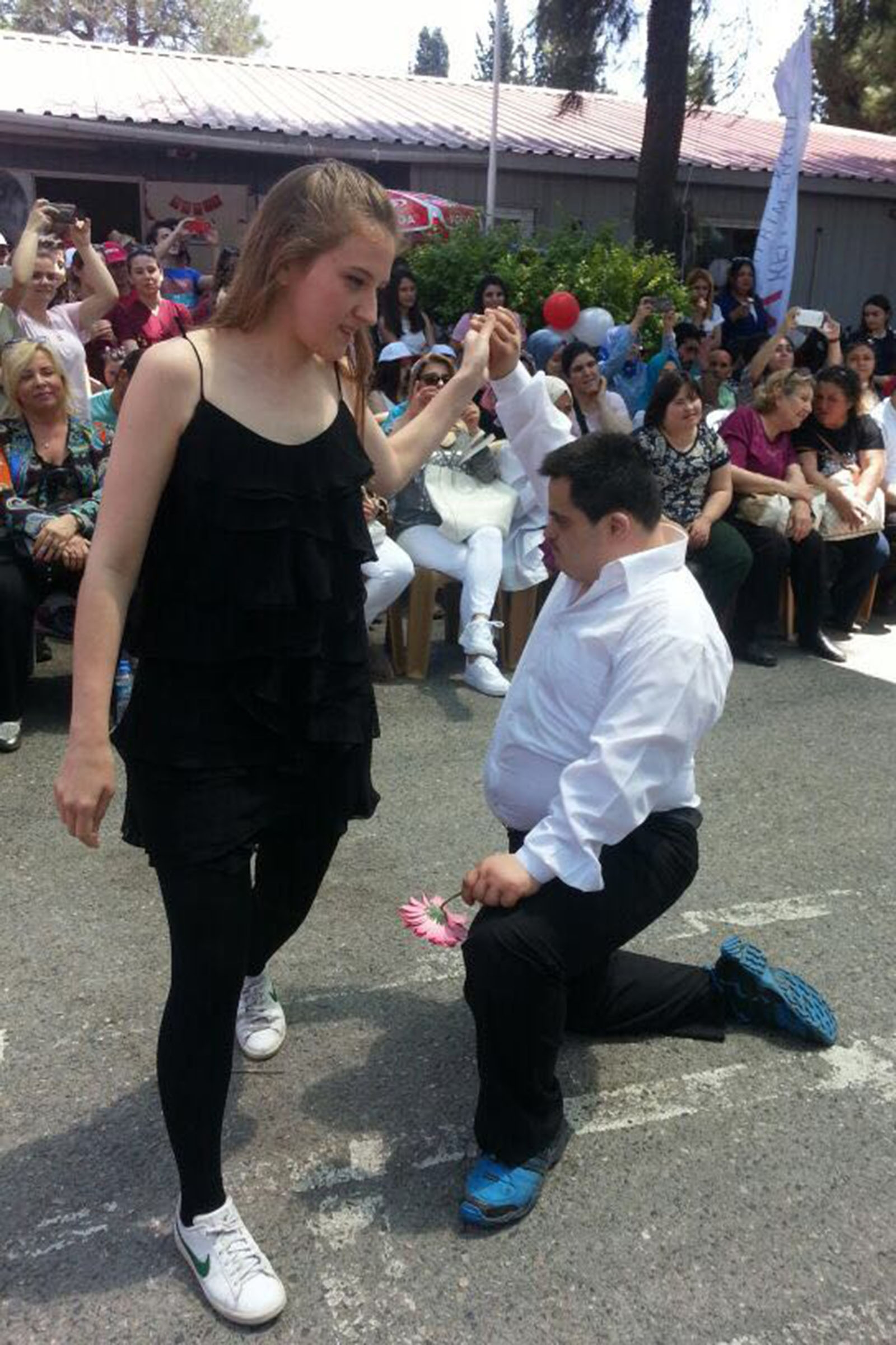 OVERCOMING DISABILITIES WITH TANGO