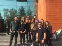 Öğrencilerimiz, bu yıl Ege Üniversitesi'nde düzenlenen H.İ.T. Fikirler Atölye Çalışması'na katıldı