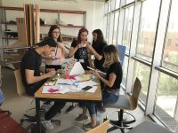 Lise Öğrencileri ile İnteraktif Tanıtım