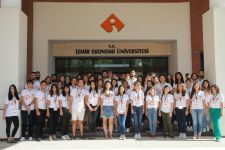 IZMIR UNIVERSITY OF ECONOMICS; FOR THOSE WHO WANT TO SHAPE THEIR FUTURE