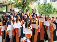 Students Received EU Studies Certificate