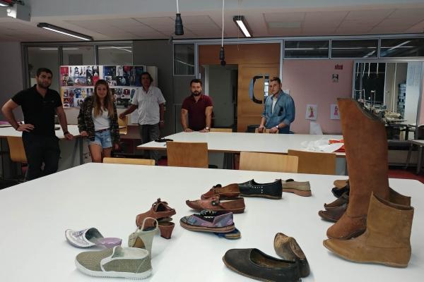 Ayakkabı Tasarım ve Üretimi Programı öğrencileri tarih ile buluştu.