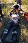EXCITING EMERGENCY SIMULATIONS OF PARAMEDIC STUDENTS